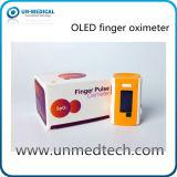 De draagbare Impuls Oximeter van de Vingertop van de Vertoning OLED