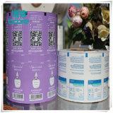 El papel de aluminio ++PE+PE Láminas de Aluminio de papel con impresión de etiqueta privada