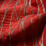 Polyester des Chenille-Sofa-Deckel-Gewebes