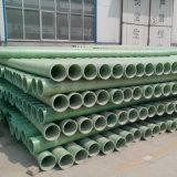 Cidade da alta qualidade que drena as tubulações da fibra de vidro GRP da água
