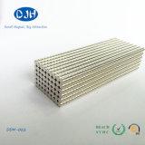 De uitstekende kwaliteit Gesinterde Magneet van NdFeB van de Cilinder