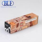 Складная бумажная коробка для губной помады