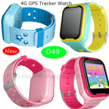 4G Videollamada Tracker GPS RELOJ CON GPS+Lbs+WiFi D49