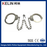 Acciaio inossidabile Legcuff della catena di buona qualità per la polizia ed i militari