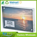 O projeto o mais atrasado da foto molda o acrílico, tipos diferentes frames do plástico da foto