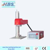 Máquina de la marca del laser de la bomba 10W del extremo de la alta calidad para la marca superficial de los productos