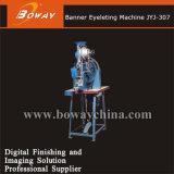 Olhal semiautomático Furação Eyeleting Máquina Eyeletting Jyj-307