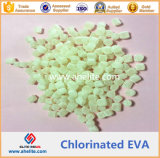 塩素で処理されたエチレンのビニールのアセテートの共重合体Ceva