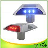 Gelbes LED-Katzenauge-Solarstraßen-Markierungs-Licht-Endzeichen