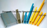 Canton Fair Products Profil de fibre de verre à haute résistance avec isolation