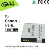 De nieuwe Decoderende Digitale Batterij van de Camera voor de Hoeveelheid van de Elektriciteit van de Vertoning van de Canon nb-8L
