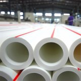 Toutes les tailles de modèle de matières premières Pure Couleur Gris Blanc Vert boire de l'eau du tube de PPR