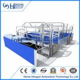 Hengyin 2017 new Design Hot Dipped Galvanized Swine Farrowing Crates for Pigs