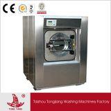 플랜트에 의하여 사용되는 산업 세탁기를 세척하는 가득 차있는 자동적인 옷 또는 의복