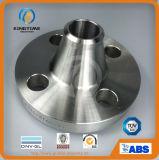 Wn Brida dúplex de acero forjado de brida en cuanto a ASME B16.5 (KT0093)