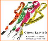 2018 заводская цена Персонализированные пользовательские печать логотипа полиэстер горловины шнурки Нет минимального размера