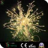 Heißes Weihnachtsfeenhaftes Licht für Straßen-Dekoration