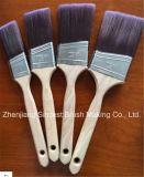 6 Größen-Lack-Pinsel-Set-reine schwarze Borste-Chinese-Fabrik
