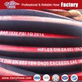 Chine boyau en caoutchouc hydraulique de SAE qualité constructeur R1at 3/8 ''
