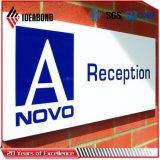 PE покрытие трафик подписать алюминиевых композитных панелей (AE-103)