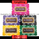 Набор микросхем 760PCS покера стикера (YM-MGBG003)