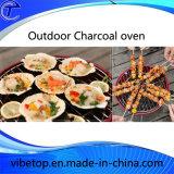 Piscine ronde bouilloire pour Barbecue Barbecue au charbon de bois de la cuisson