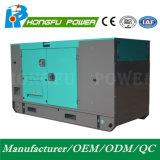 De reserve Reeks van de Generator van de Macht van de Macht 70kw/87.5kVA Geluiddichte met de Motor van Shangchai Sdec