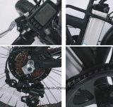 Bici piegata bicicletta piegante elettrica grassa della grande gomma