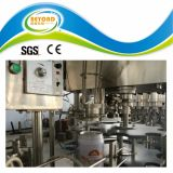 알루미늄에 의하여 통조림으로 만들어지는 탄화된 음료 충전물 기계