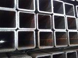 Tubulação de aço do quadrado do carbono de Ss330 S235jo Q235 para a construção de aço
