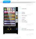 Distributore automatico automatico dello spuntino di Tcn e della bevanda
