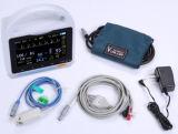 Monitor de parámetro multi de Meditech MD905 con 5.0 la pantalla táctil del color TFT de la pulgada