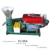 De vlakke Diesel van de Matrijs Machine van de Korrel met Rol en Matrijs