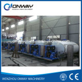 Shm Stainless Steel Cow Milking Yourget Machine Dairy Plant Equipment per Milk Cooling con Cooling System