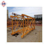 Aufbau-Maschinerie-Turmkran-Ersatzteile, die Rahmen ineinanderschieben