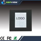 Automatische LCD van de Knoop van Functionl van de Deur Schakelaar (Wit Black&)