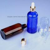 heißes Glas-wesentliches Duftstoff-Glas des Verkaufs-100ml mit Deckel