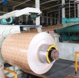Fabricant Prix PE/PVDF Couleur façade en aluminium prépeint bobine