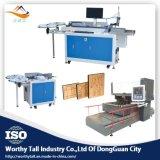 판지 상자 인쇄는 절단 Laser 기계를 정지한다