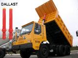 덤프 트럭 또는 쓰레기 트럭 졸작 트럭을%s 단 하나 작동 유압 RAM