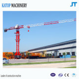 Guindaste de torre de viagem em topless do serviço Ktp7527 das vendas quentes o melhor para a maquinaria de construção