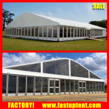tente de Comercial de dôme de mur en verre de 15m 24m pour la noce