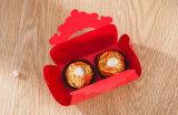 Levering van de Gebeurtenis & van de Partij van de Zakken van de Verpakking van de Doos van de Gift van de Chocolade van de Doos van het Suikergoed van de Partij van de Kroon van de Doos 50PCS van de Gunst van het huwelijk de Gouden Rode Roze Blauwe