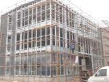 """Construction neuve de structure métallique d'atelier de structure métallique de panneau """"sandwich"""" de la colle d'ENV (XGZ-220)"""