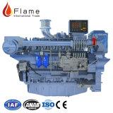 최고 가격 Weichai 350HP 바다 디젤 엔진 Steyr 배 엔진 258kw