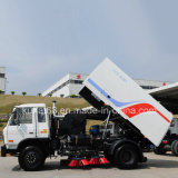 Dongfeng 4X2の道のきれいなトラック/道掃除人のトラックの/Dieselの掃除人