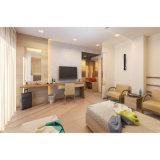 American Hotel mobiliario de madera contrachapada de conjuntos de muebles de dormitorio con melamina