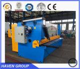 Máquina hidráulica do corte e de estaca do feixe do balanço do CNC QC12K-30X4000