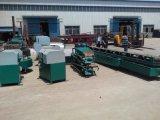 La línea de reciclado de neumáticos viejos y residuos de la máquina de reciclaje de neumáticos