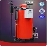 200kg/Hrガスまたはディーゼル油の燃料の蒸気ボイラ3のパスの蒸気ボイラ